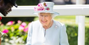 The Queen at Ascot 2018
