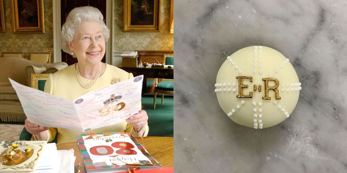 The Royal Family's Pastry Chefs Share a Cake Recipe for Queen Elizabeth's Birthday - TownandCountrymag.com