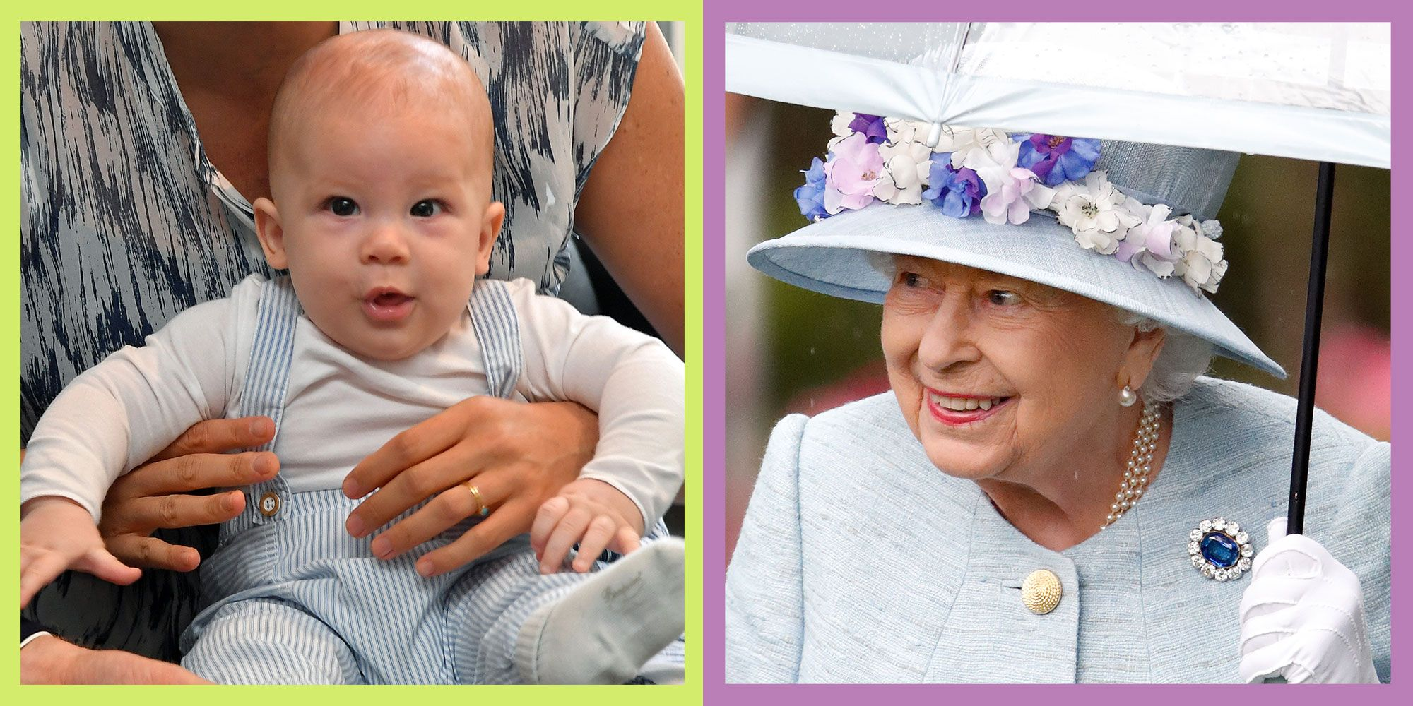 The Queen's Christmas present for Archie was actually the cutest