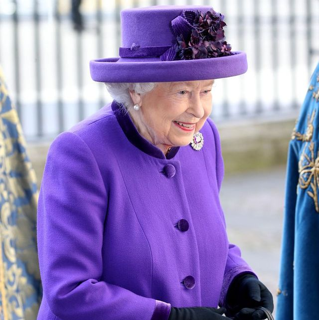 the queen at the commonwealth day service
