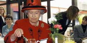 This is exactly what the Queen's royal diet includes