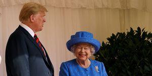 queen donald trump brooch obama