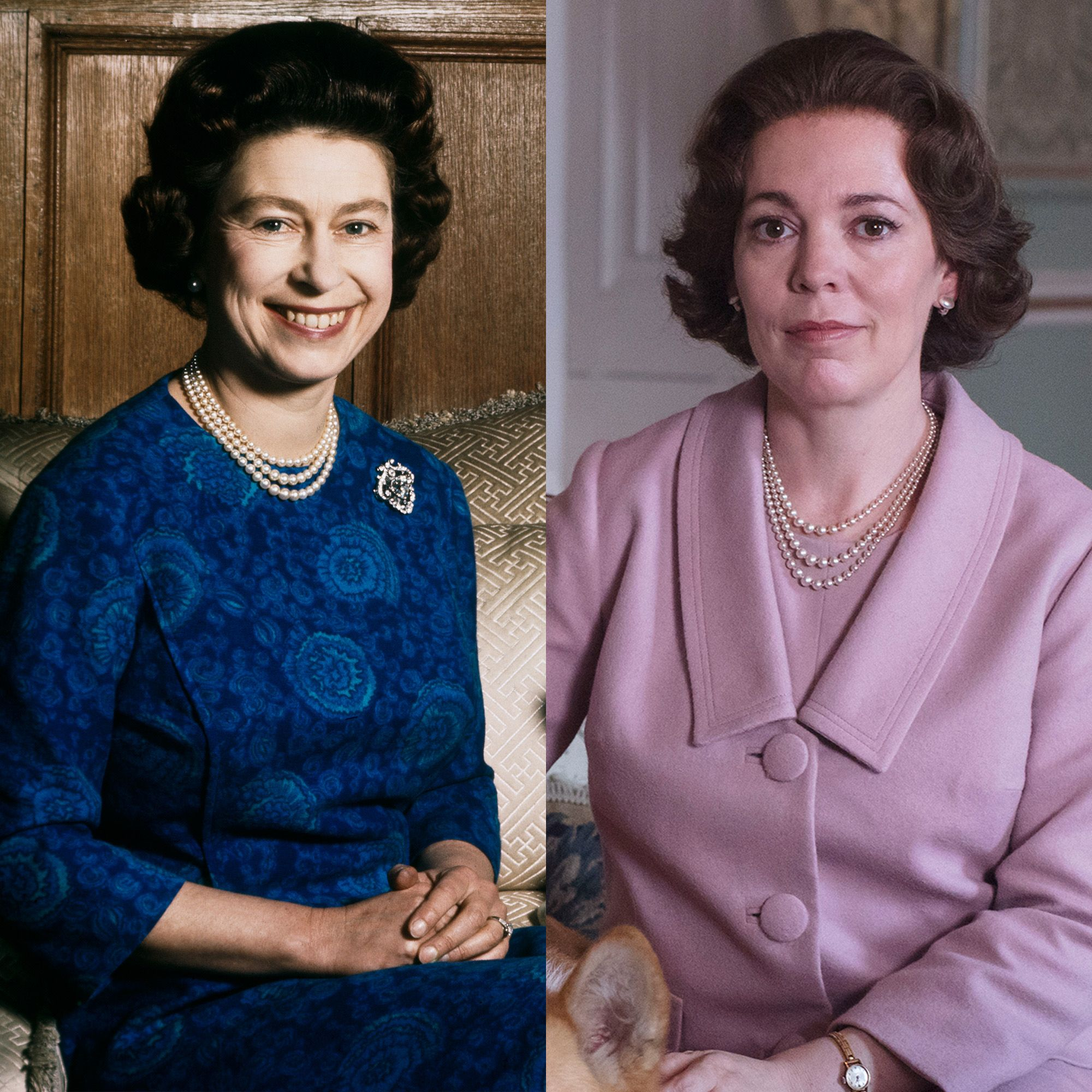 The Crown Season 3 Cast Photos Of The Actors And Real Royals