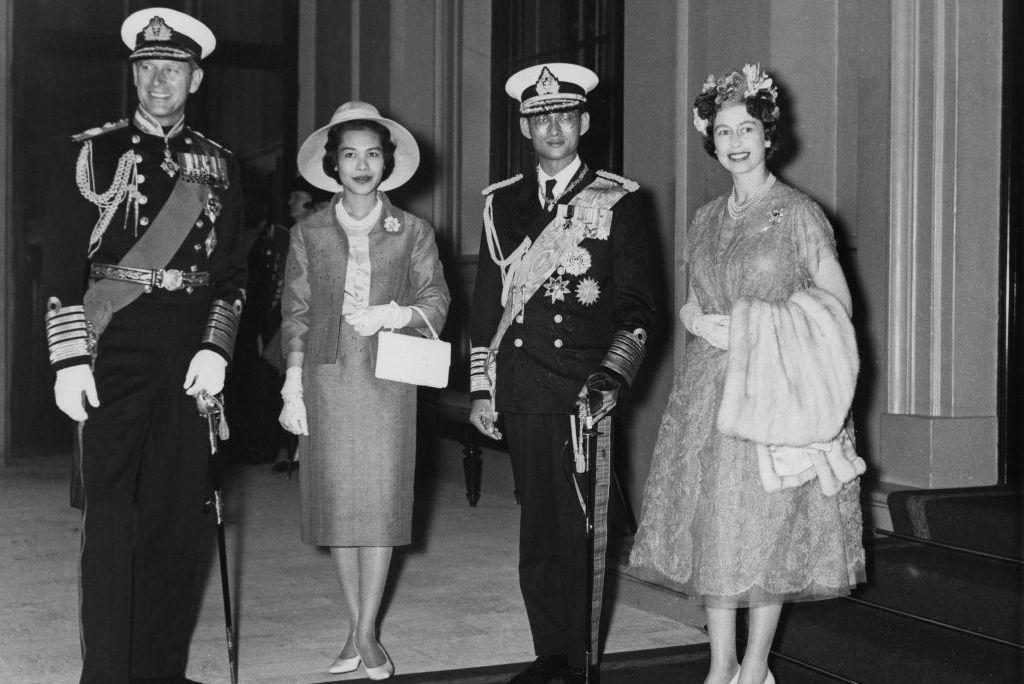 Thai Royalty In London