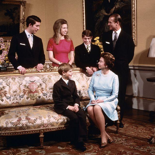Queen Elizabeth Ii S Four Children Fun Facts Photos