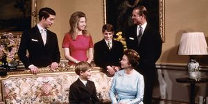 Queen Elizabeth and Her Family