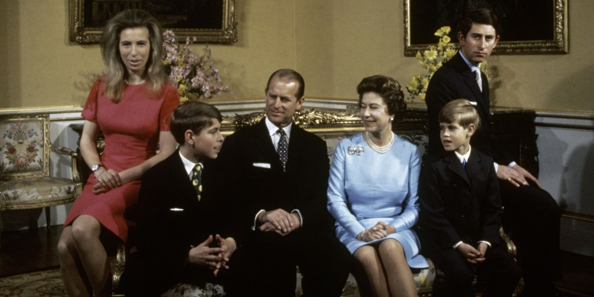 A Rare Look At Queen Elizabeth S Complicated Relationships With Her Children