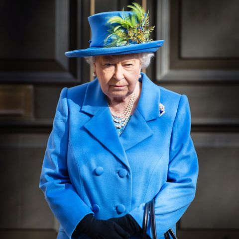 The Queen Visits Watergate House To Mark The Centenary Of GCHQ