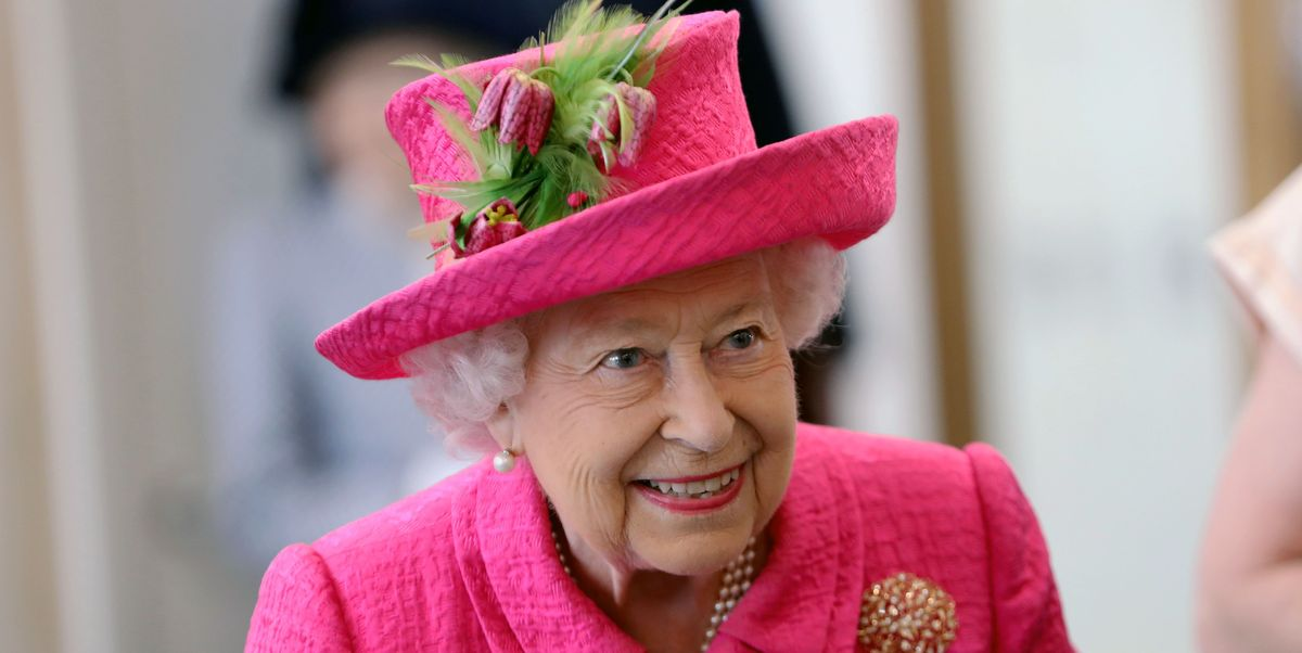 The Queen's Top Secret Security Code Name Is Sharon, Apparently
