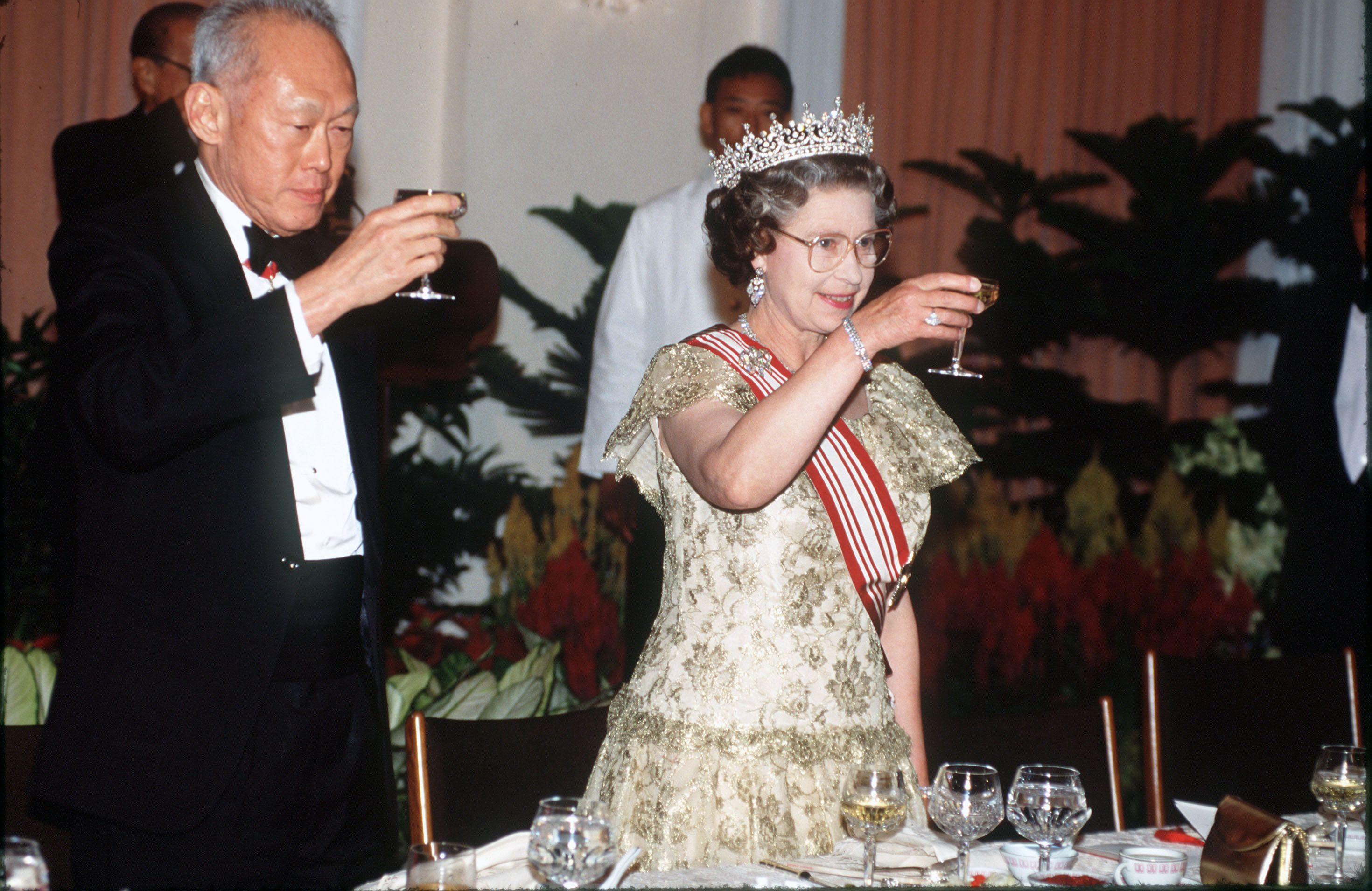 The Queen Starts Every Christmas with a Martini, According to This Royal Documentary