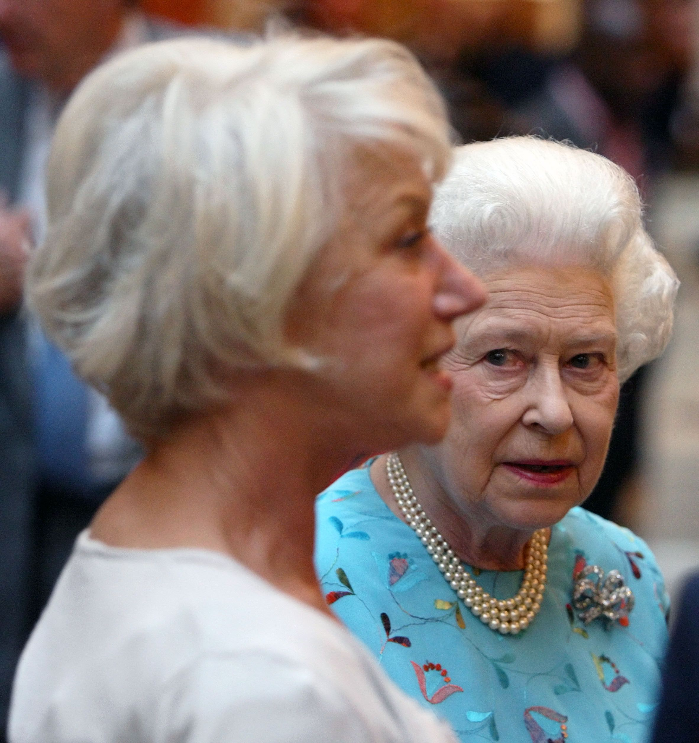 Helen Mirren Was Mortified When She Forgot Royal Etiquette During Tea with the Queen