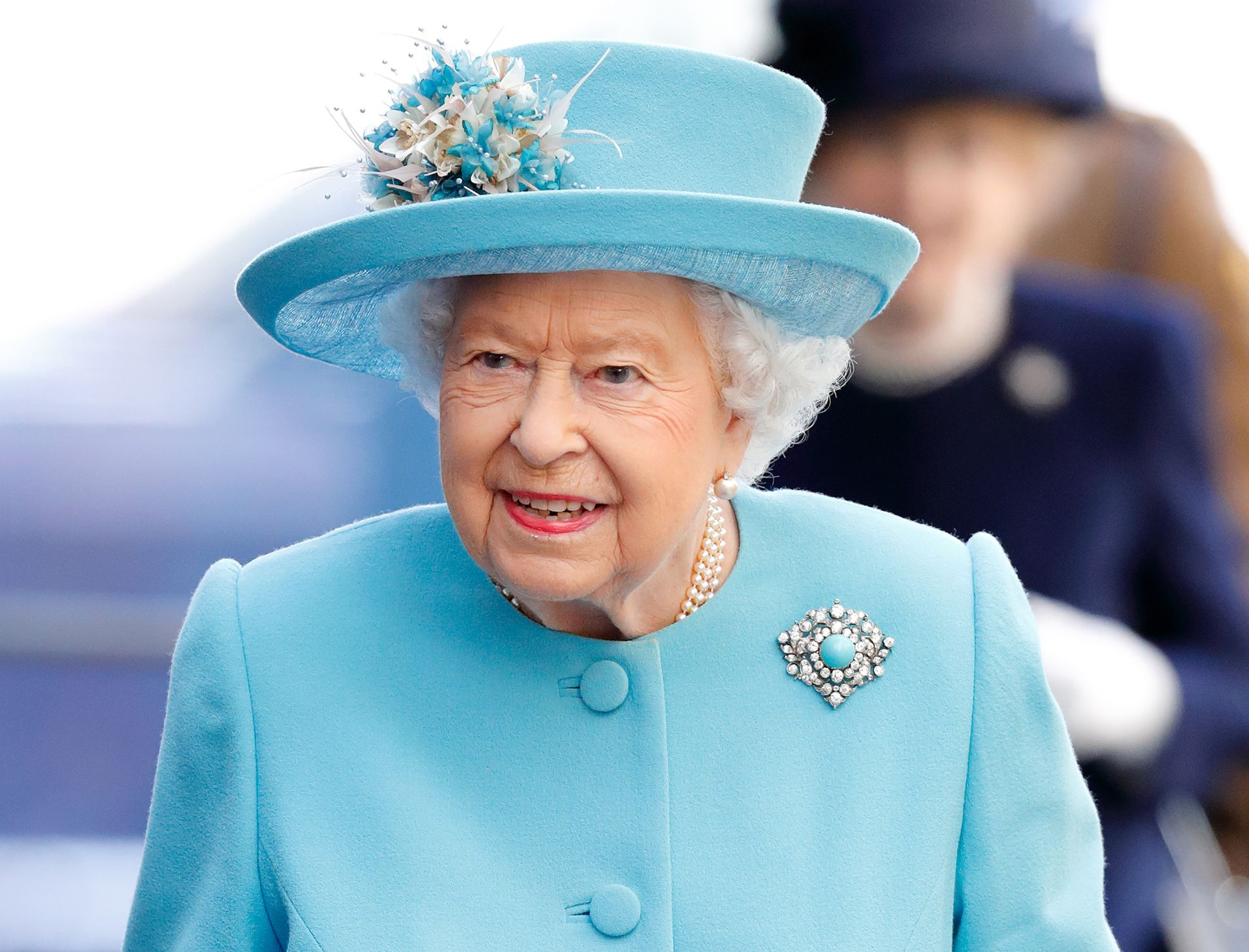 The Queen has been crowned the nation's favourite royal in a new poll