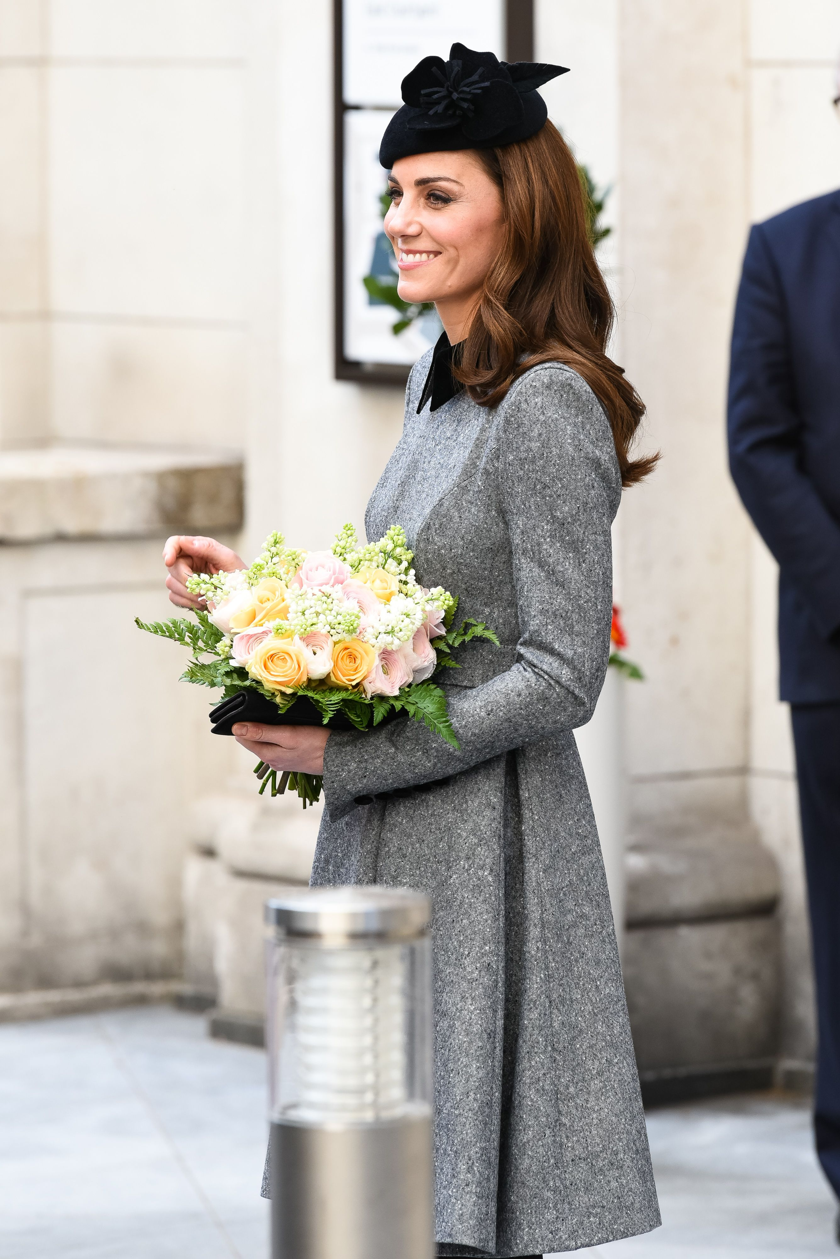 e28a9a9c9ef1 Kate Middleton s Favorite Hat Is by Sylvia Fletcher for Lock   Co ...