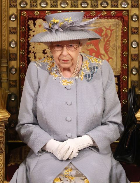 queen elizabeth state opening of parliament 2021