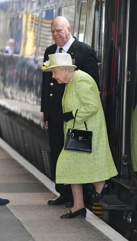 Queen Elizabeth II visits Somerset