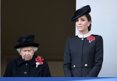 41c5086fcba19 Queen Elizabeth Reportedly Used to Think That Kate Middleton Didn't