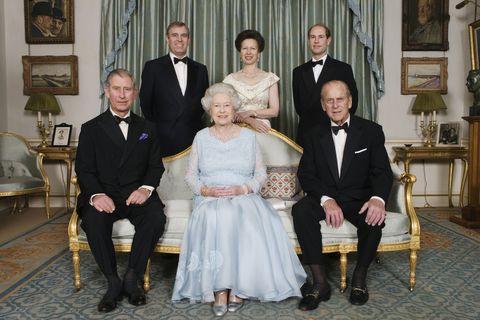 royals celebrate queen and duke of edinburgh wedding anniversary