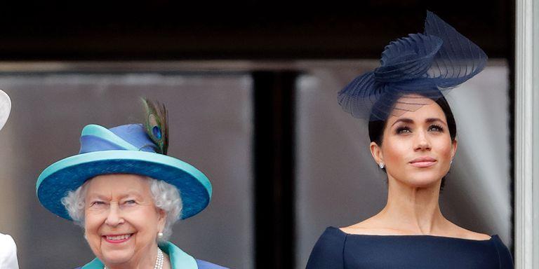 Koningin Elizabeth, Meghan Markle, Prins Harry, Buckingham Palace, scheiding hofhouden, huishoudens, onafhankelijk, veto, Queen