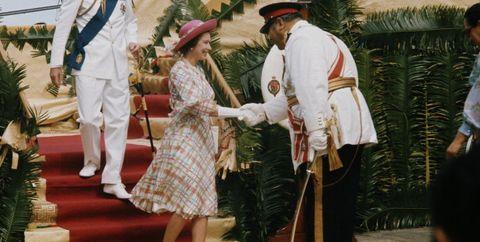 Queen In Tonga