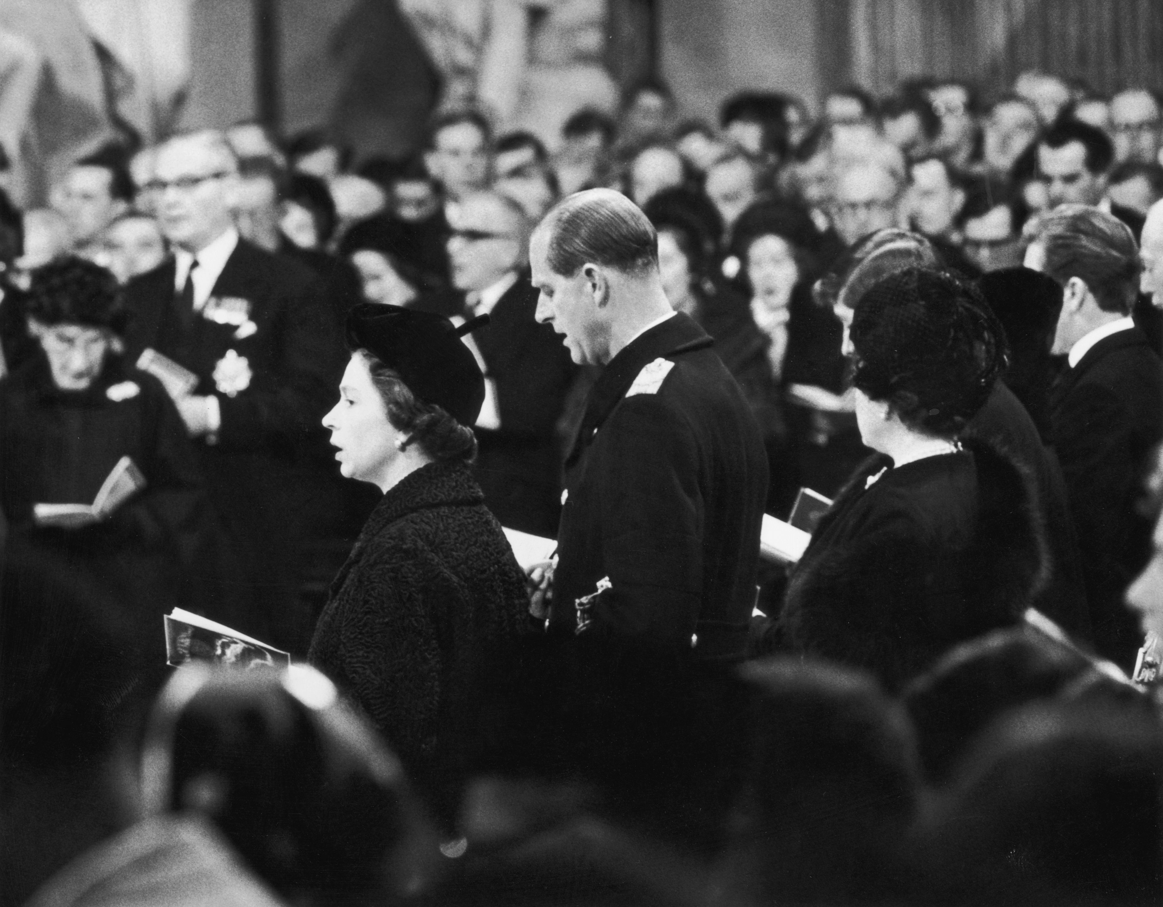 Inside Winston Churchill's History-Making Funeral