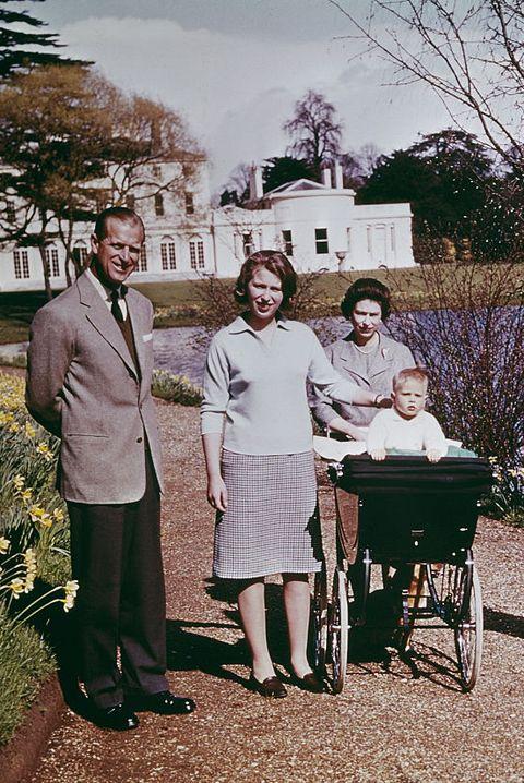Royal Family At Windsor