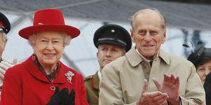 een Elizabeth II Visits Royal Borough of Greenwich