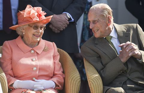 queen and philip 73rd anniversary