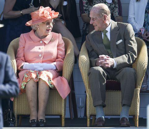 エリザベス女王 フィリップ王配 ロイヤルファミリー