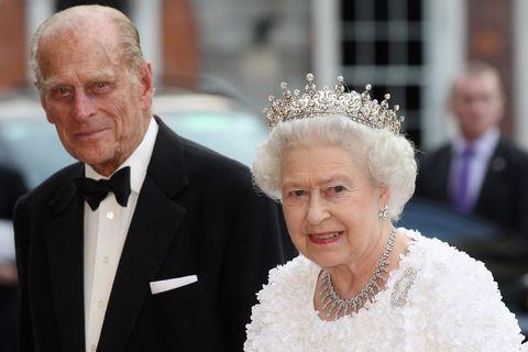 queen elizabeth ii's historic visit to ireland   day two