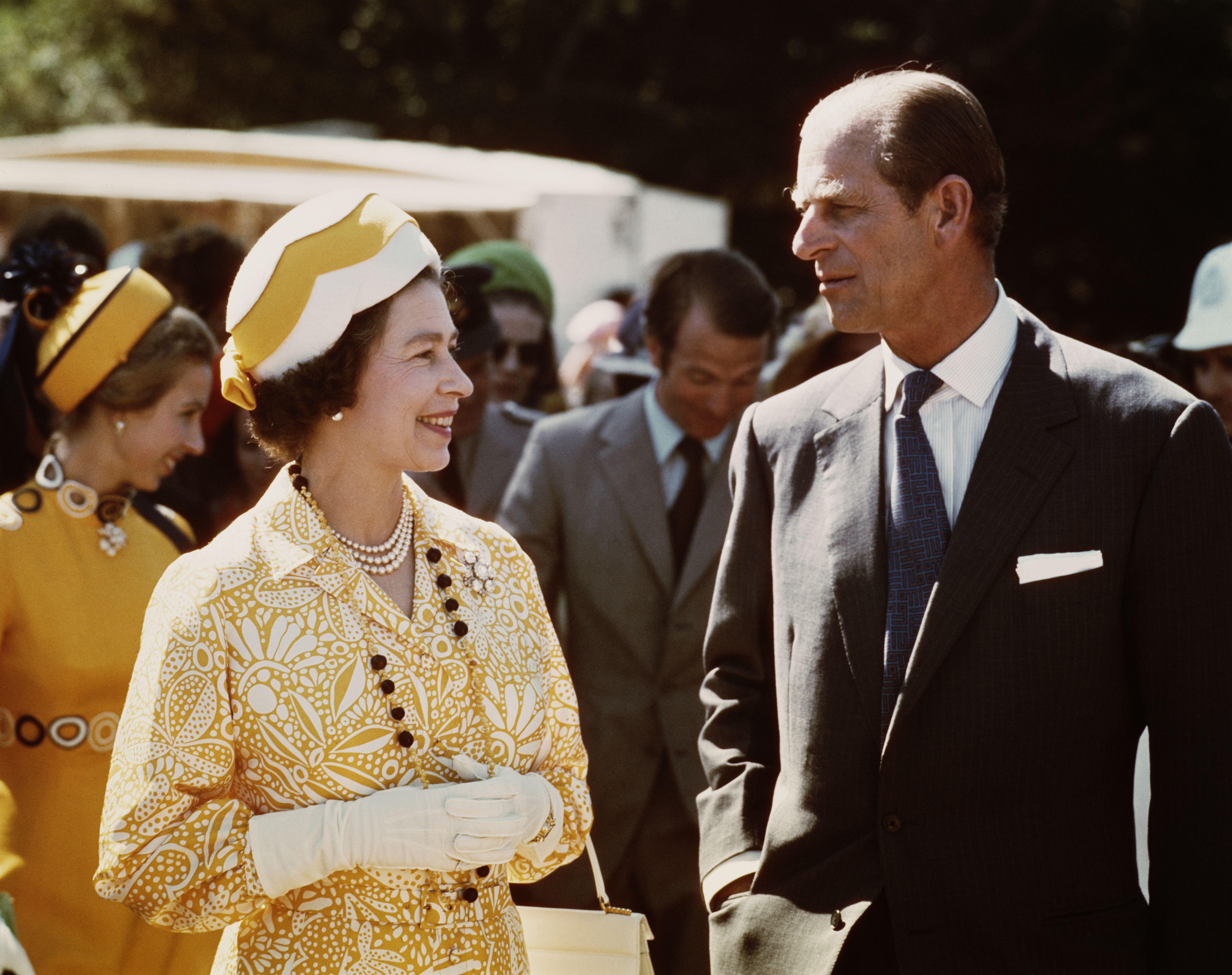 Queen In New Zealand