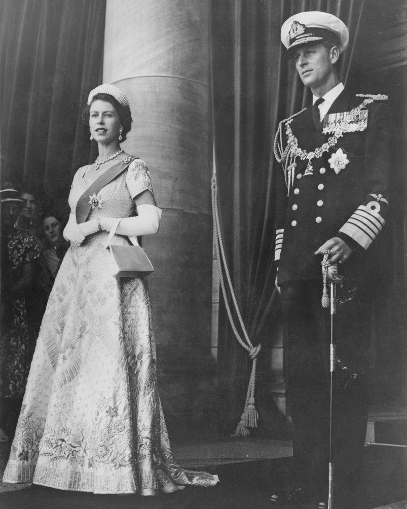 Queen OPens New Zealand Parliament