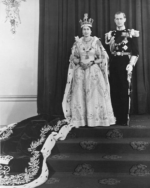 Coronation Day Portrait