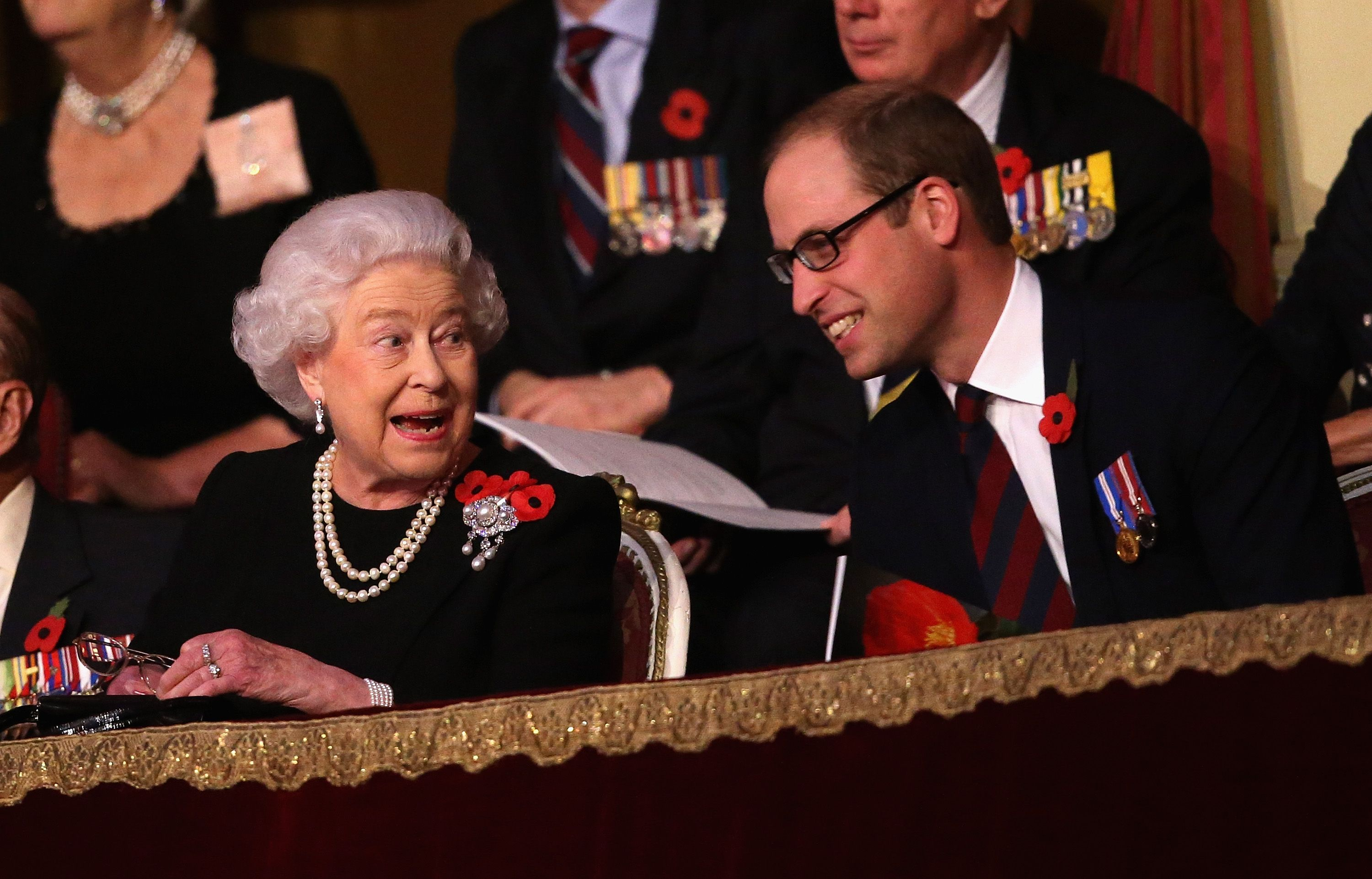 Prince William has been given a brand new title by the Queen