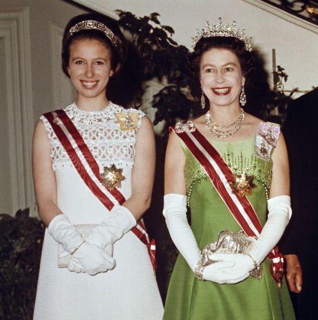 エリザベス女王とフィリップ殿下の一人娘、アン王女の意外な事実9