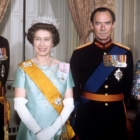 Royalty - Queen Elizabeth II State Visit to Luxembourg