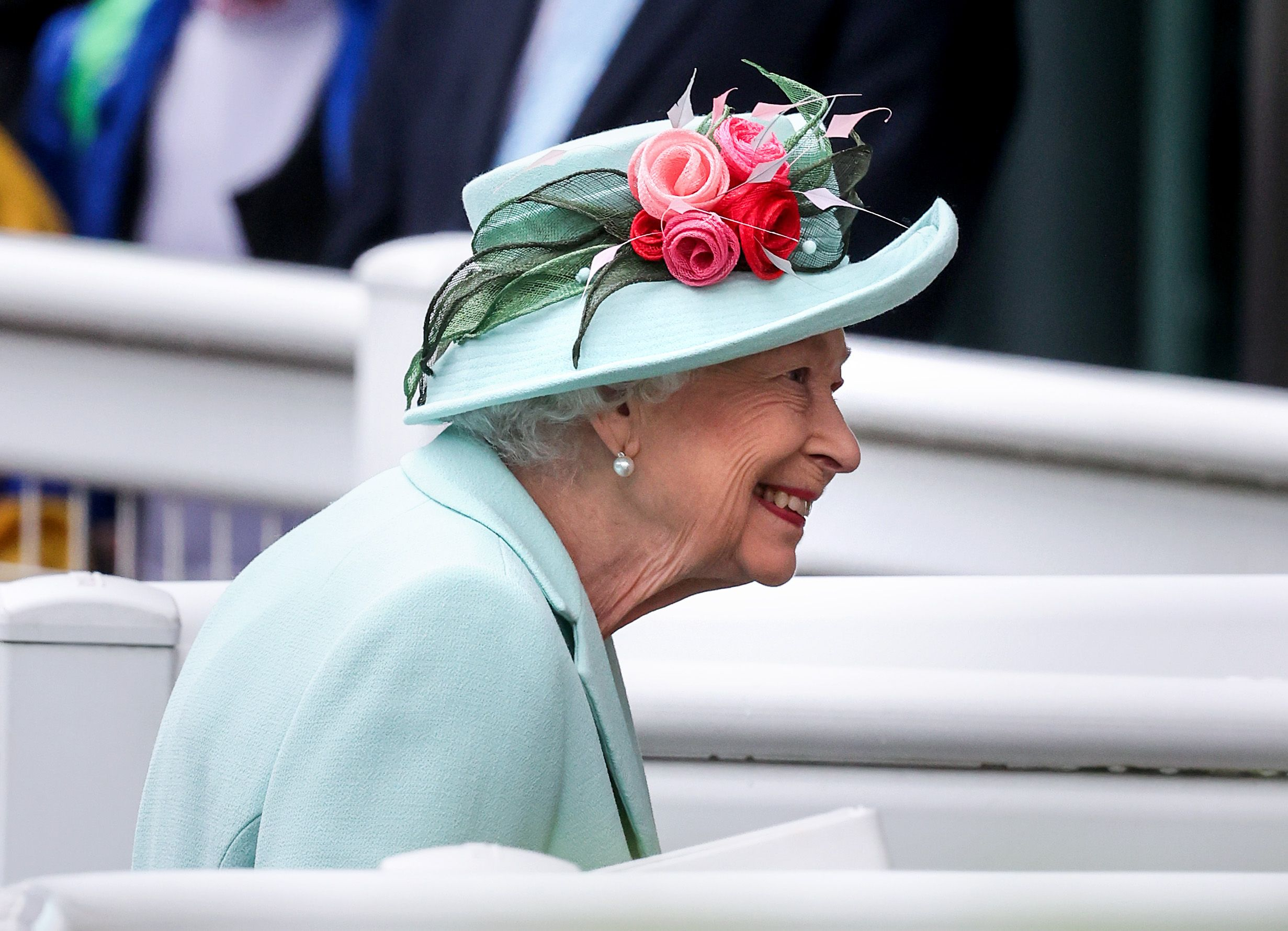 All of the photos of the Queen at Royal Ascot