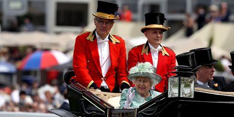 The Best Hats at Royal Ascot 2018 - Photos Of Royals Wearing Hats At ... 2ed7c3b026ea