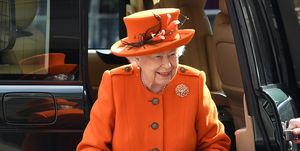 Queen Elizabeth II Visits The Science Museum