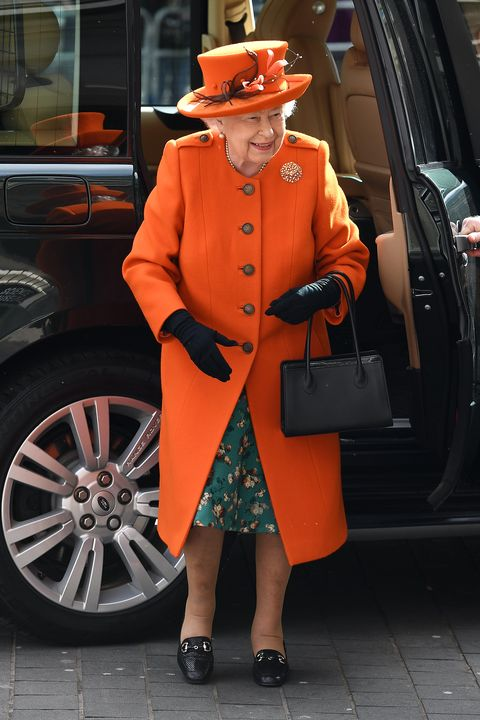 81a5a248ac Queen Elizabeth II Visits The Science Museum. Jeff SpicerGetty Images. The  Queen has published her first ever Instagram post ...