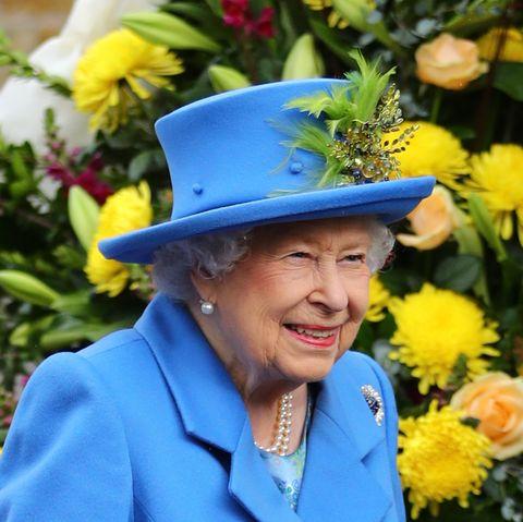 Queen Elizabeth II opens Haig Housing Trust development