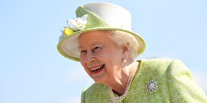 Her Majesty Queen Elizabeth II Visits Somerset
