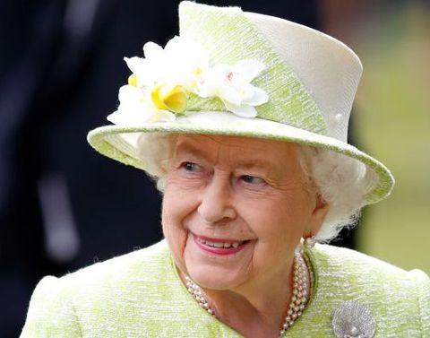 queen elizabeth at Royal Ascot 2019
