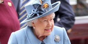 queen elizabeth Commonwealth Day Service 2020