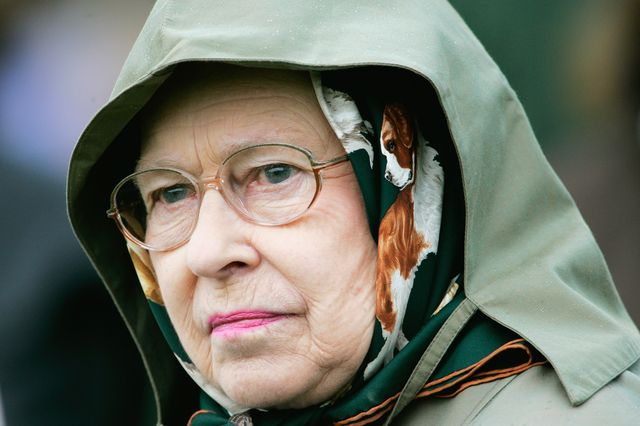 Queen Elizabeth Is Reportedly Mourning the Loss of Her Dog, Vulcan.jpg