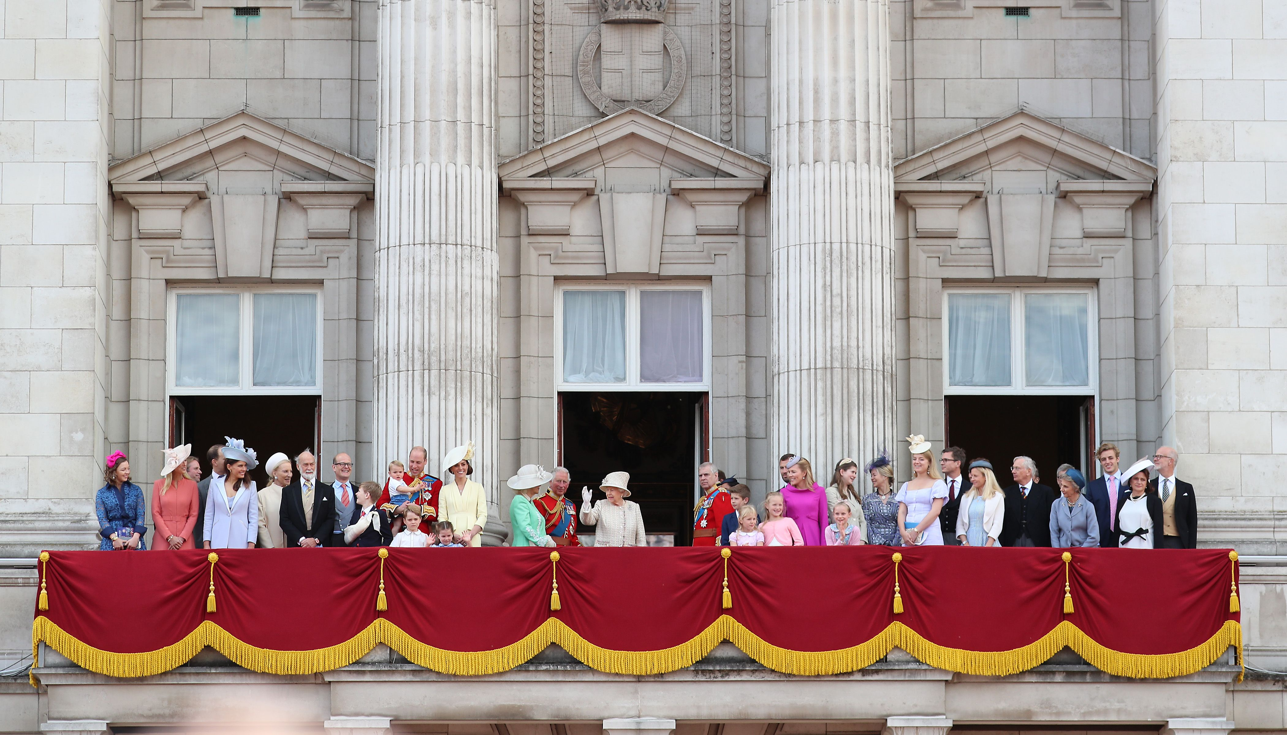 Every Photo from Trooping the Colour 2019 - Queen's Birthday