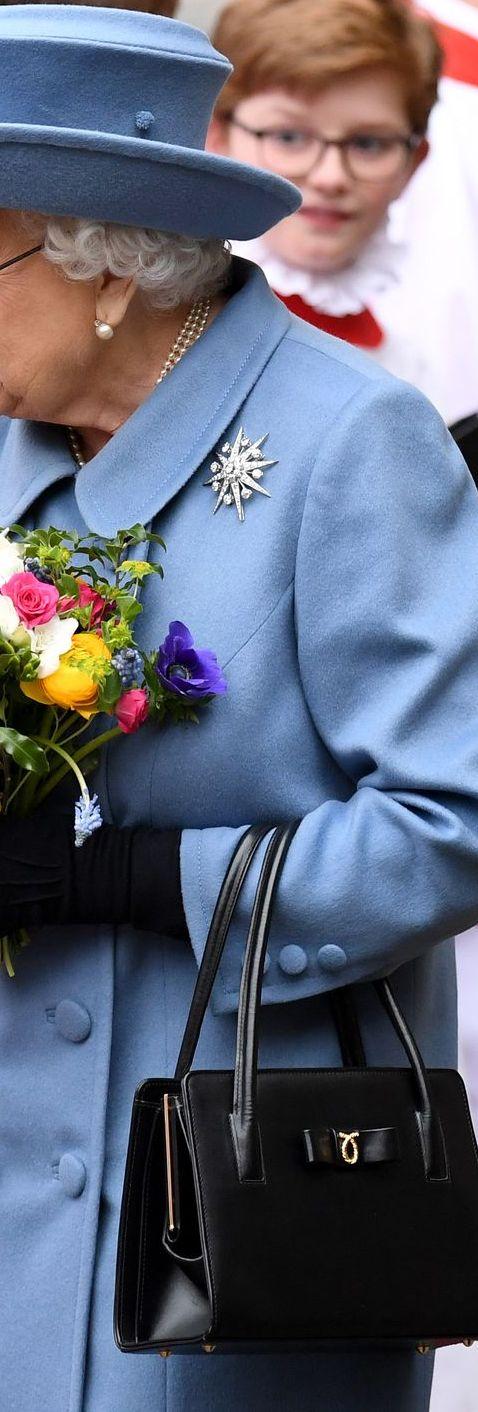 queen elizabeth launer