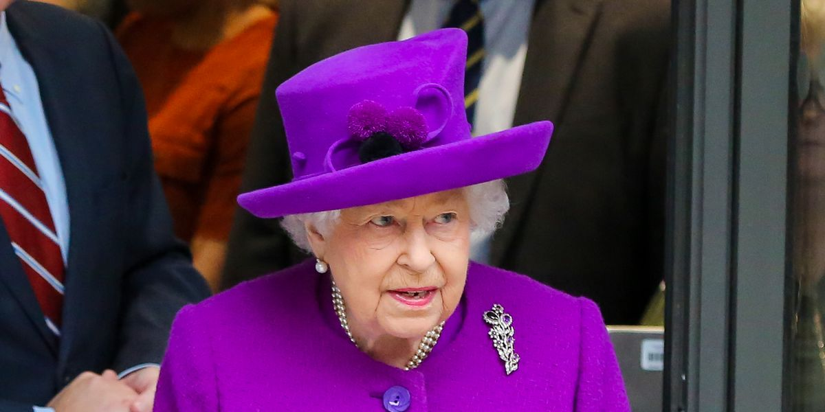 Queen Elizabeth Just Secretly Visited the MI5 Offices