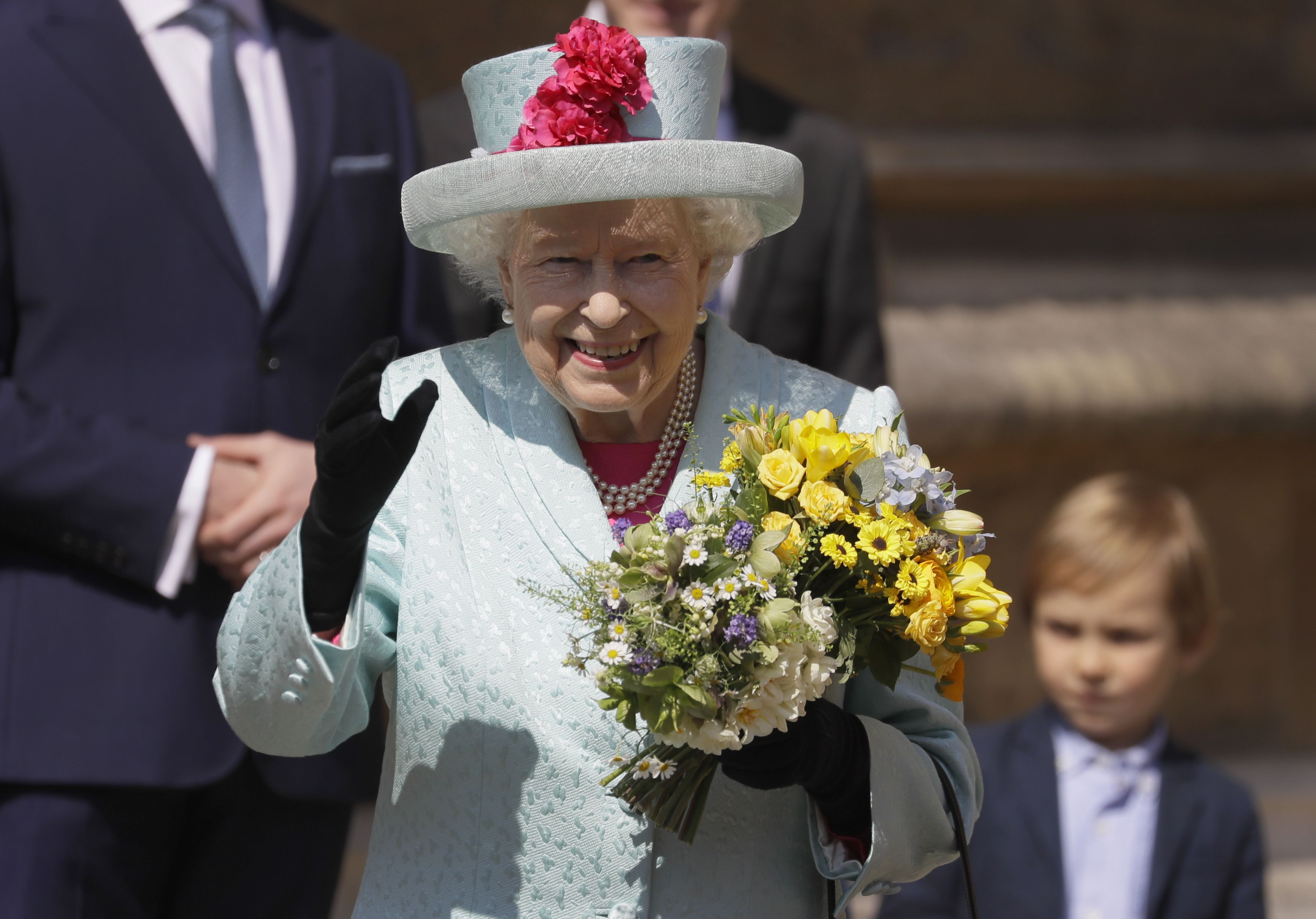 The Royal Family Celebrates Queen Elizabeth's Birthday With Sweet Messages on Instagram