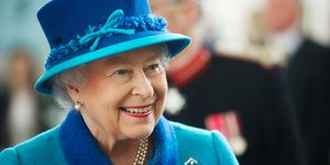 The Queen And Duke Of Edinburgh Visit Wales