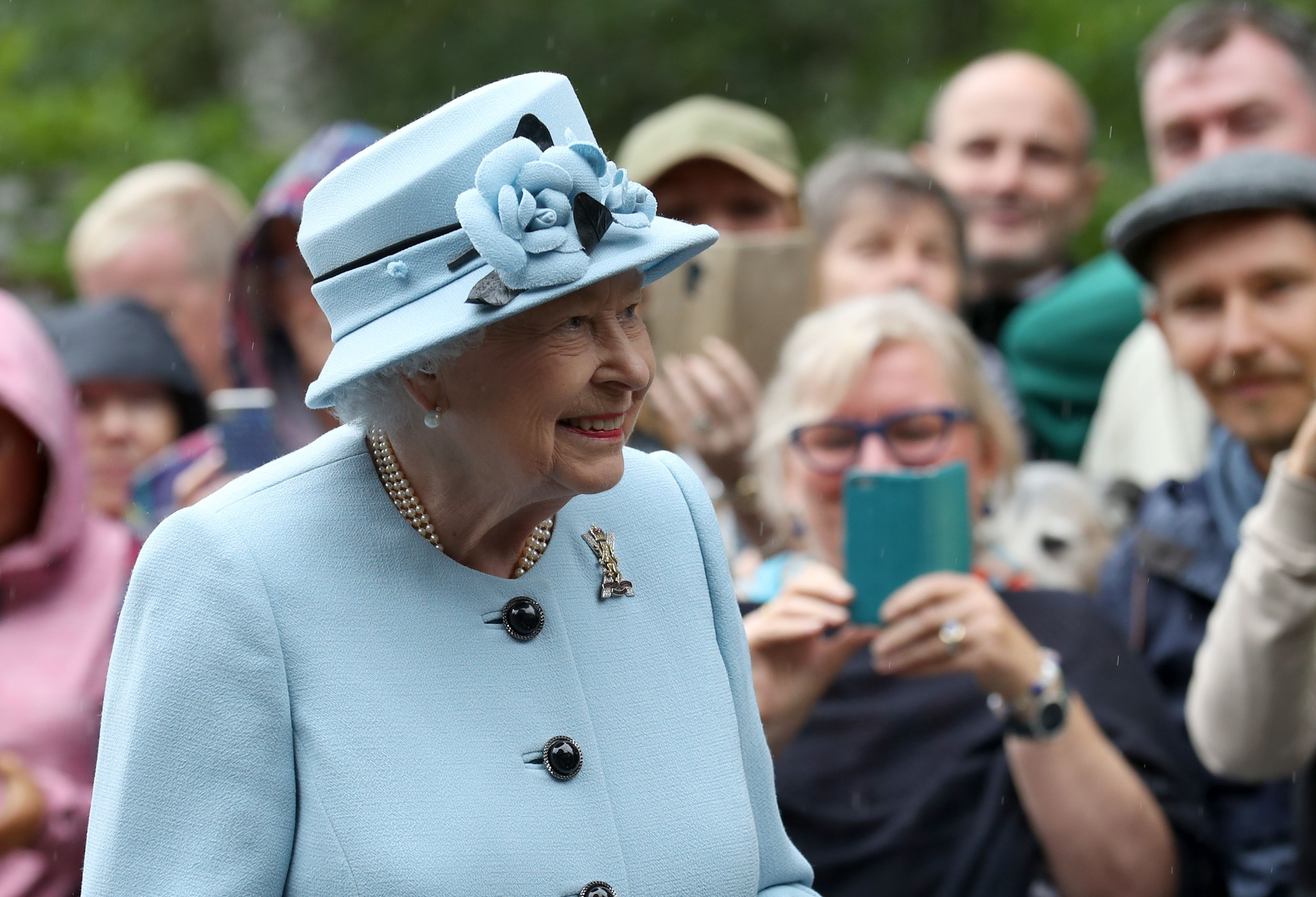 Queen Elizabeth Is the Most Favored Member of the Royal Family According to New Poll